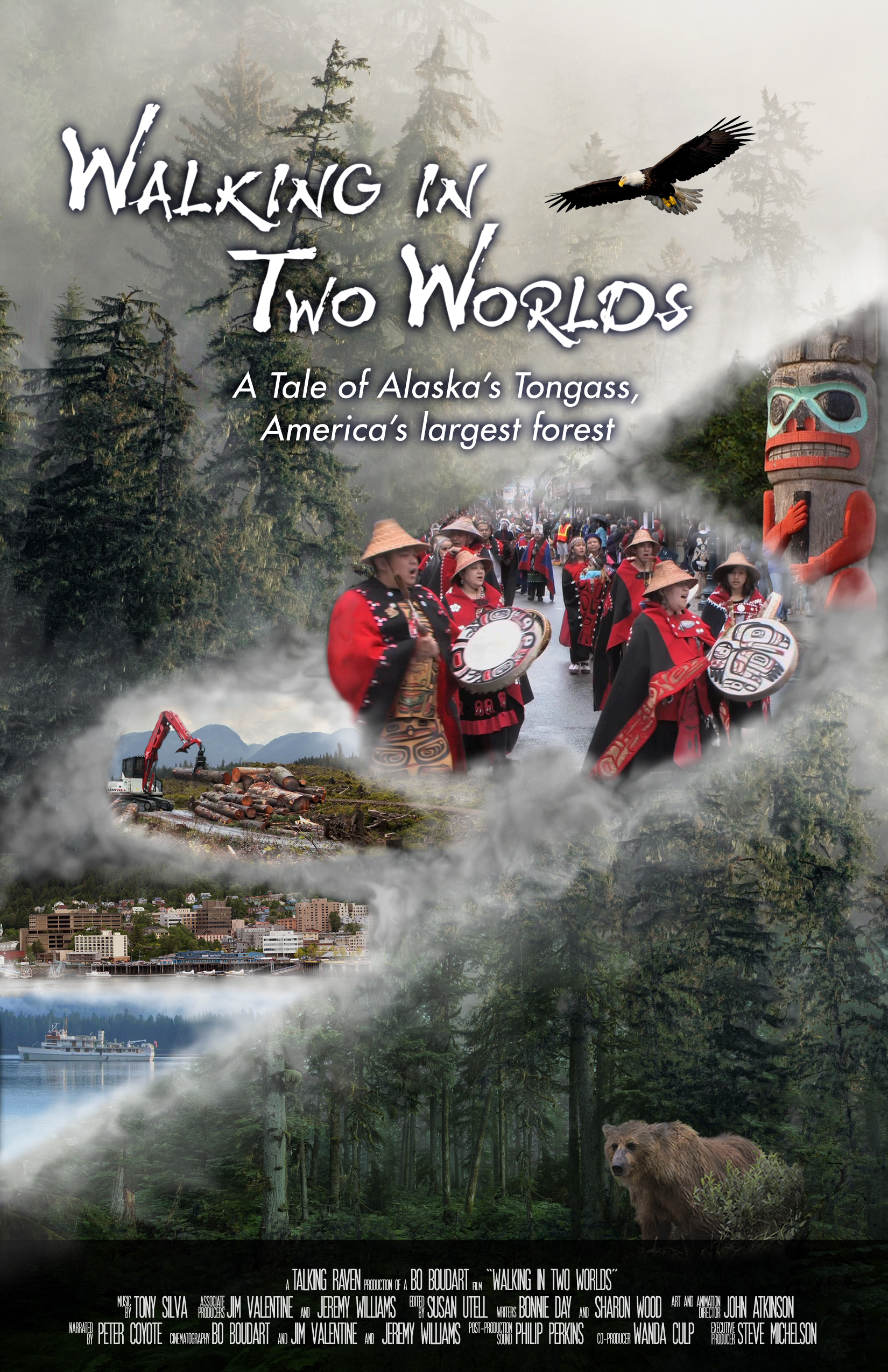 Walking In Two Worlds Film Poster
